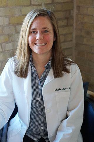 Dr. Heather Harris, DDS